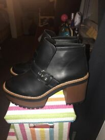 Brand New Pull and Bear Boots