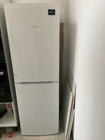 Bosch fridge freezer in excellent condition and in great working order