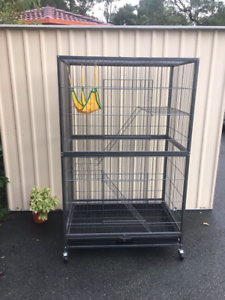 BRAND NEW Cat / Bird Big Cage ramps, flatpkd view onsite, eftpos