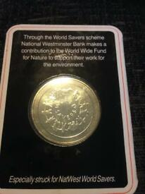 World savers coin