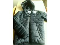 Original Jack jones puffa jacket in Small