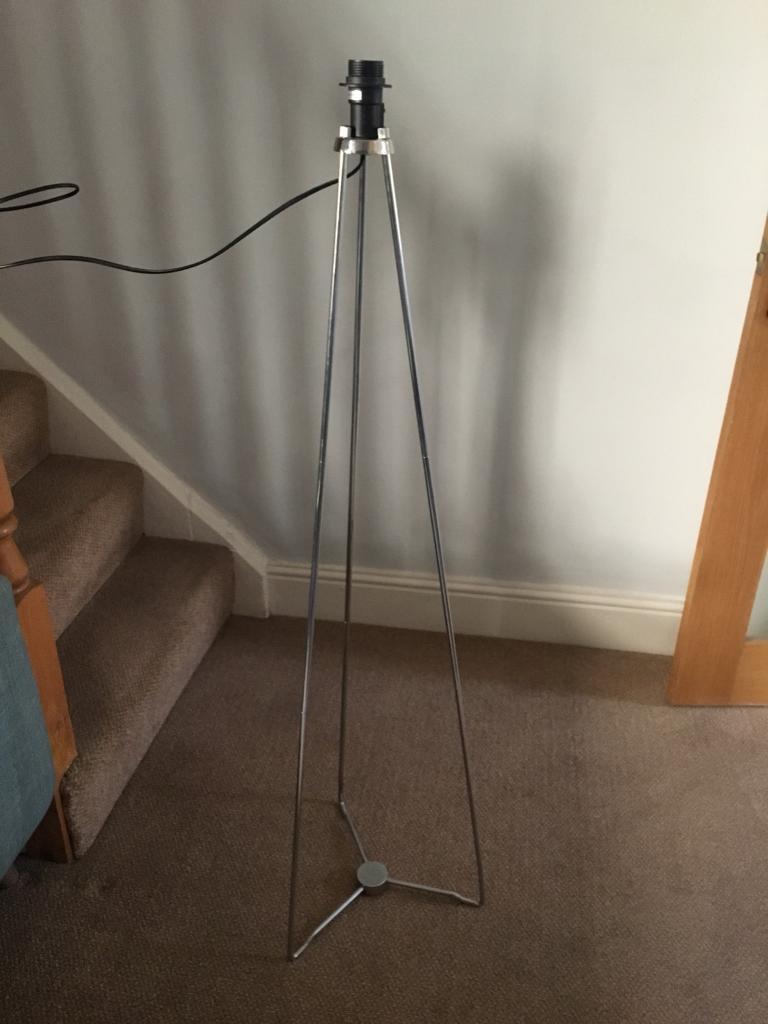 Metal Tripod Lamp In Roath Cardiff Gumtree