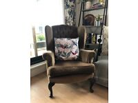 Vintage Armchair - Great Condition . (Chair Sofa furniture living room)