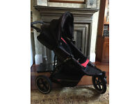 Phil & Ted's Explorer Stroller 3 Wheeler * BARGAIN *