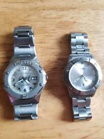 Storm and Fishbone Watches