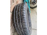 Tyre continental 185/60R15