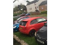 Fiesta Zetec for Sale