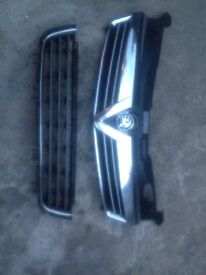 Vauxhall Astra H Sri front grills