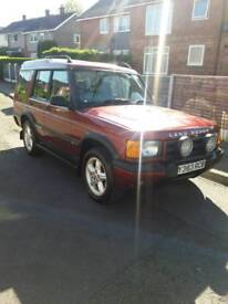 Land rover discovery td5 *Automatic * lady owner*