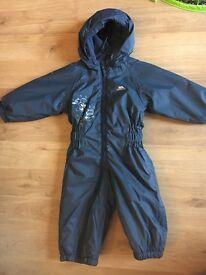 Trespass Snowsuit suit 6-12months