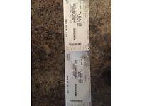 Justin Beiber tickets