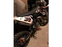 Ktm 50 big wheel for sale/ px Lt80