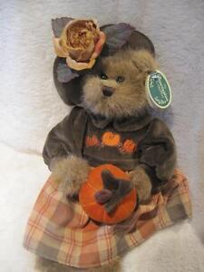 Bearington Bear Collection - Autumn Harvester