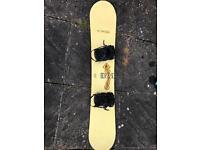Morpho snowboard 150cm.