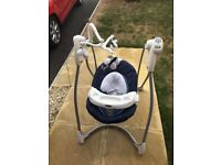 Graco Lovin Hugs baby swing chair