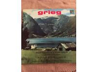 Grieg Vinyl