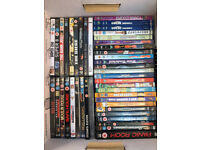 DVD job lot 149 dvd's in used but good condition £35 or reasonable offer - Titles below