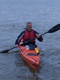 Venture Kayaks Easky 15 Sea Kayak For Sale.