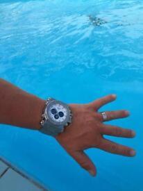 Swole o'clock vip Alexander watch 50mm