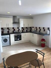 Two bedroom furnished flat located centrally