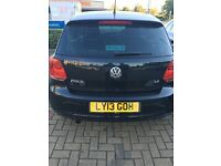 polo 13 reg only 1 owner low mileage
