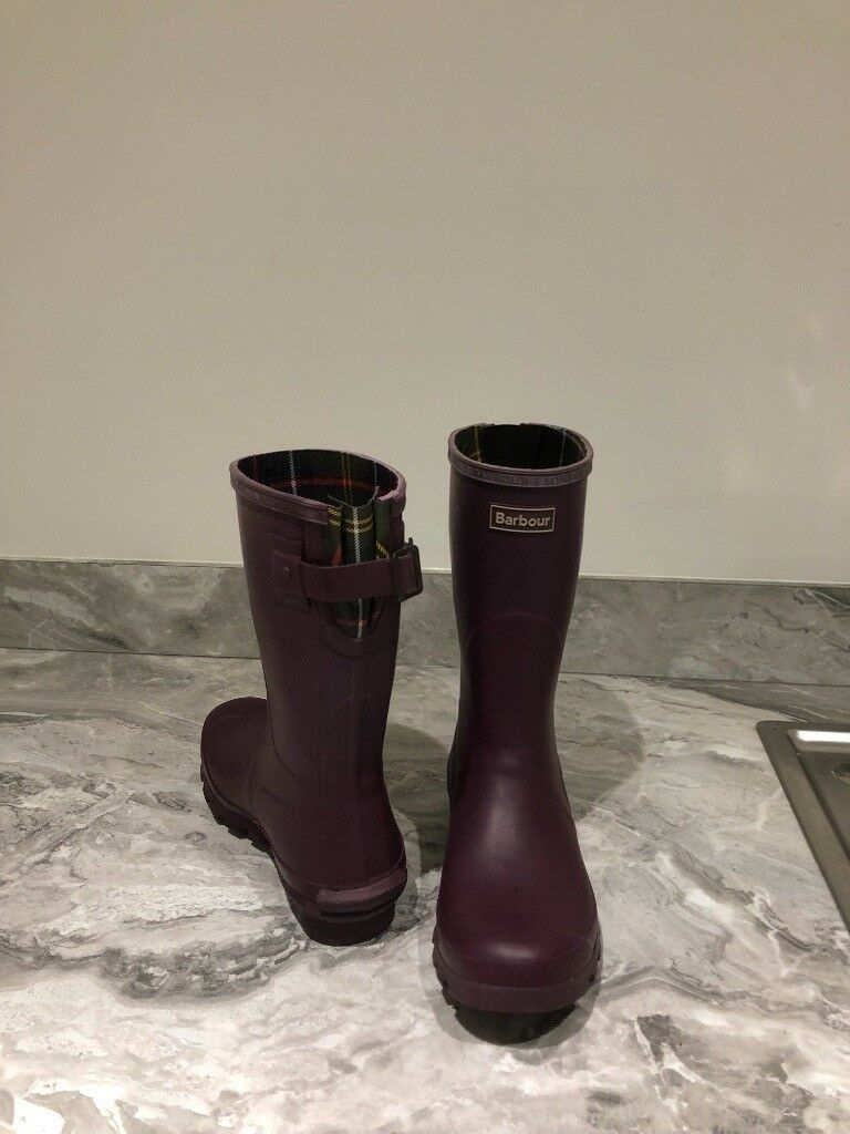29b87d8fc Ladies Barbour Wellington Boots | in Hetton-le-Hole, Tyne and Wear ...