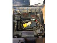 bosh 110v sds pro drill