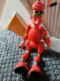 Mattell Alien toy