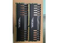 Viper 2x4g DDr3 1600 Ram rrp £60