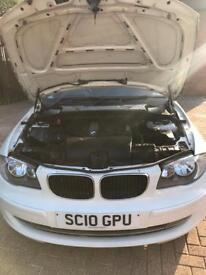 BMW diesel 1 series