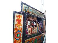 fairground organ for sale PLEASE NO BIDDERS OR TIMEWASTERS, ITS FOR SALE ON MANY WEBSITES