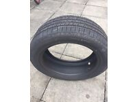 Continental Tyre 235/50 R18 97v Cross Contact LX Sport 6mm
