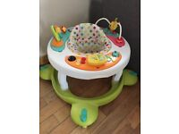 Mothercare baby walker and activity station
