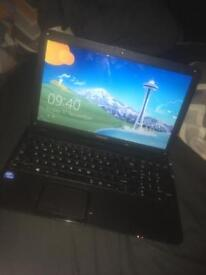 Toshiba laptop, open to offers