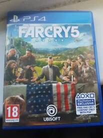 Farcry 5 as new