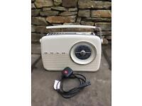 Retro BUSH Radio - SPARES OR REPAIR