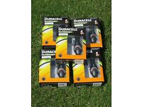 BARGAIN! JOB LOT! Duracell Car Charger iPhone iPod x5