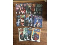 Star Wars Dark Forces 1-6 The Last Command 2,4,5,6 and Heir to the Empire 1-6 Dark Horse comics