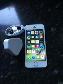 Iphone 5s 16gb on Vodafone /libara and talk talk