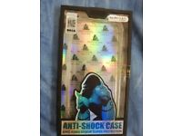 IPhone 12 anti shock case and glass screen protecter
