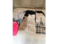 Bundle teenage/ladies clothes