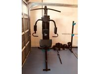 Multi Gym Men's Health Great condition