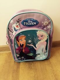 Frozen backpack from next