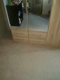 New wardrobe for sale