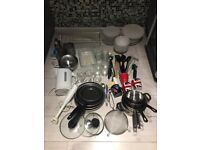 Kitchen supplies - Everything you need