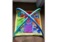 Chad Valley Bright Ocean Baby Gym/Playmat