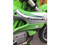 Kawasaki KLX 350