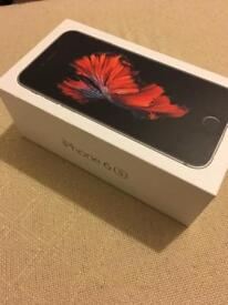 Apple iPhone 6s box only!