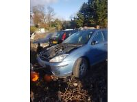 2003 FORD FOCUS 1.6 16V PETROL BREAKING FOR PARTS