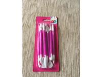 Cake decorating tools - many new unused from £2.50